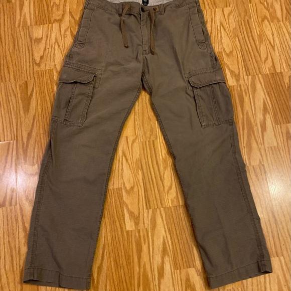 Gap men's cargo pants